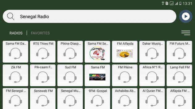Senegal Radio screenshot 3