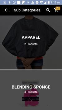 H&E - Nigeria Beauty Supply Store screenshot 1