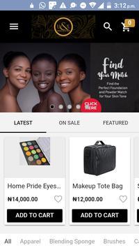 H&E - Nigeria Beauty Supply Store screenshot 3