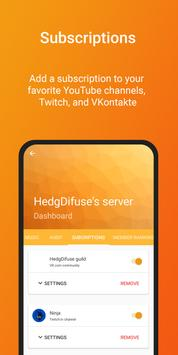 JuniperBot - Dashboard (Unoffical) screenshot 1