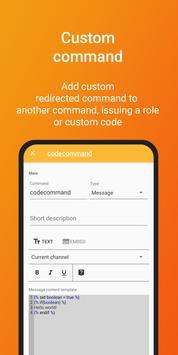 JuniperBot - Dashboard (Unoffical) screenshot 2
