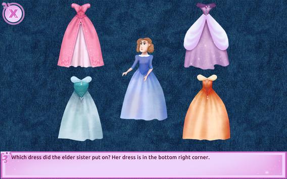 Cinderella Story for Kids screenshot 20