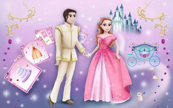 Cinderella Story for Kids screenshot 8