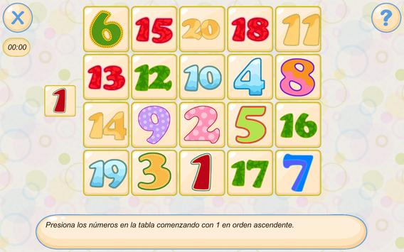 Memoria: para niños 4-7 gratis captura de pantalla 19