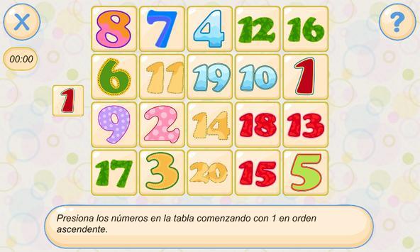 Memoria: para niños 4-7 gratis captura de pantalla 3