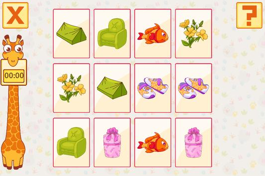 Pairs / Concentration / Pexeso Game Free screenshot 4