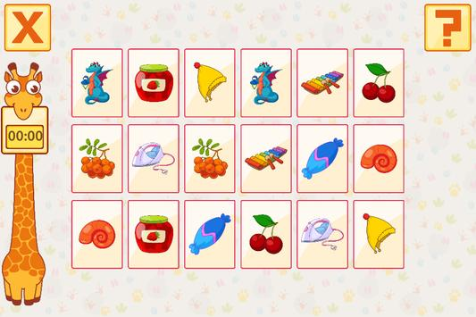 Pairs / Concentration / Pexeso Game Free screenshot 5