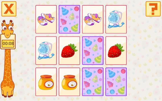 Pairs / Concentration / Pexeso Game Free screenshot 9