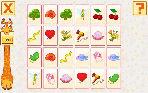 Pairs / Concentration / Pexeso Game Free screenshot 13