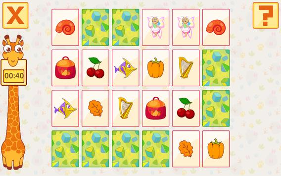 Pairs / Concentration / Pexeso Game Free screenshot 10