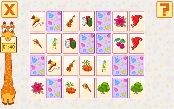 Pairs / Concentration / Pexeso Game Free screenshot 12