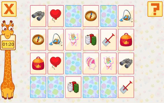 Pairs / Concentration / Pexeso Game Free screenshot 16