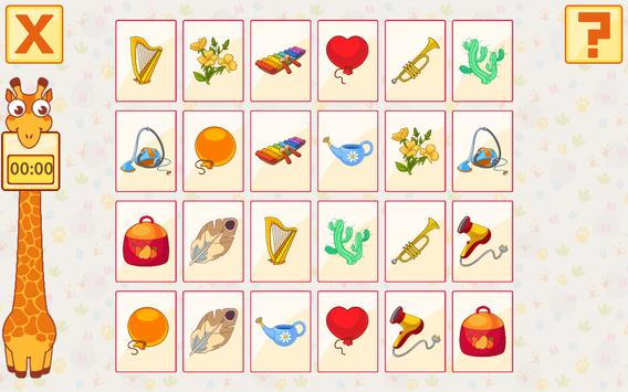 Pairs / Concentration / Pexeso Game Free screenshot 18