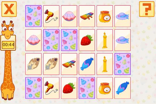 Pairs / Concentration / Pexeso Game Free screenshot 2