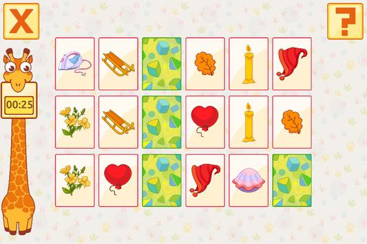 Pairs / Concentration / Pexeso Game Free screenshot 3
