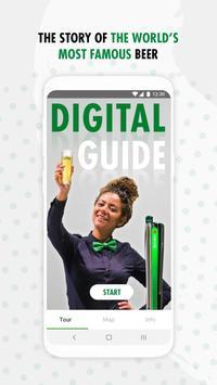 Heineken Experience poster
