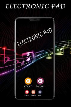 Music darm peds- EDM 2019 poster