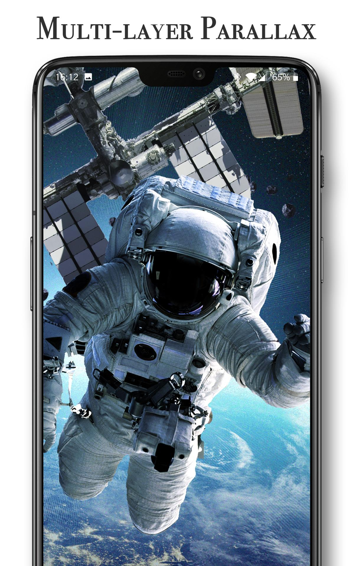 Parallax Background HD--Animated Live Wallpaper 3D for ...