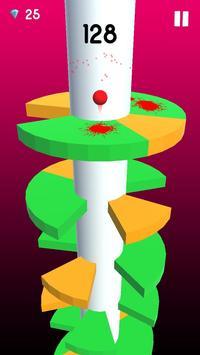 Helix Crush Spiral - ball games for kids screenshot 5