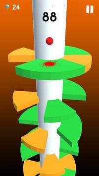 Helix Crush Spiral - ball games for kids screenshot 6