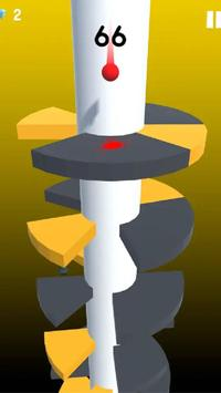 Helix Spiral - Jumping Ball 3D screenshot 4