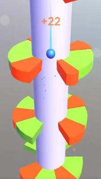 Helix Spiral - Jumping Ball 3D screenshot 3