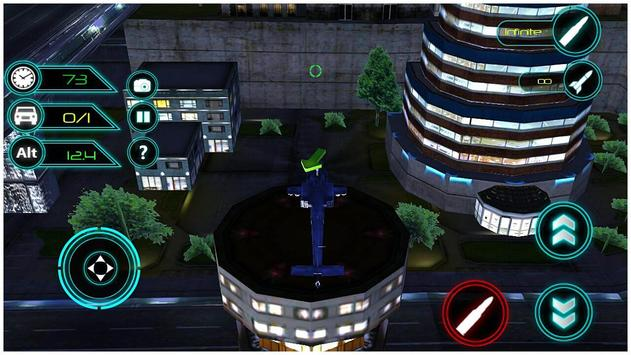 Police Helicopter Simulator 3D screenshot 4
