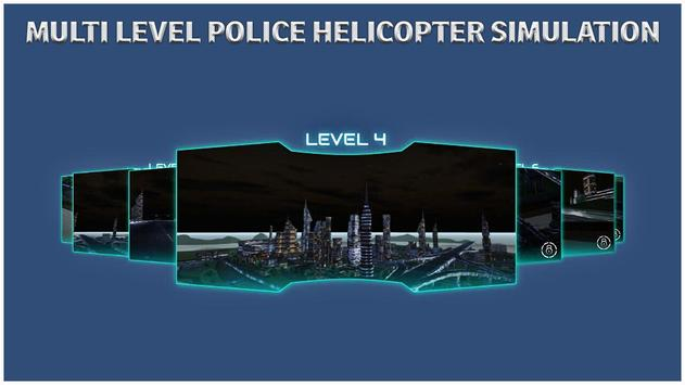 Police Helicopter Simulator 3D screenshot 3