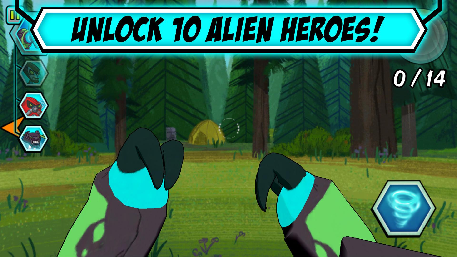 Ben 10: Alien Experience for Android - APK Download
