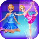Ice Skaring Princess - Skate APK