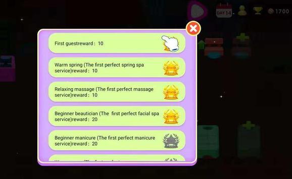 Spa Beauty Hall screenshot 11