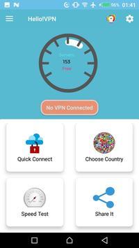 Hello!VPN screenshot 3