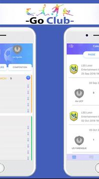 GOCLUB screenshot 1