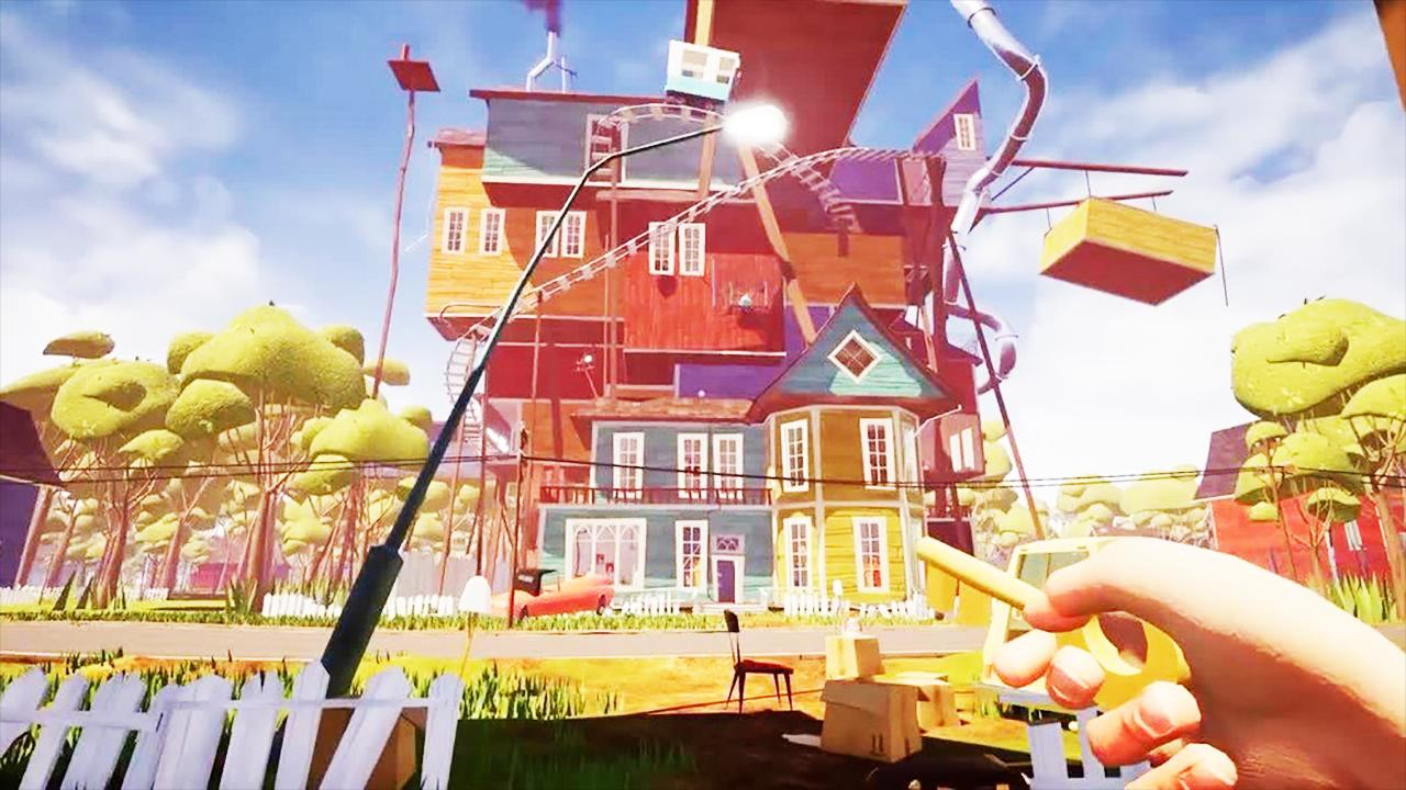 New Guide For Hello Neighbor House Guide 2019 For Android Apk Download