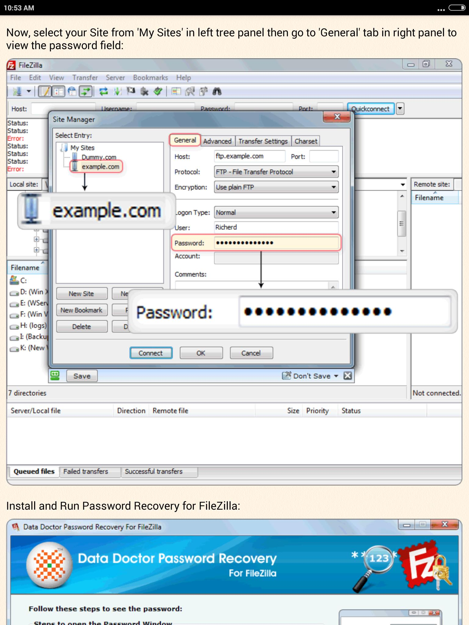 Forgot Password Recovery Help for Android - APK Download