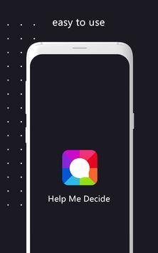 Help Me Decide screenshot 3