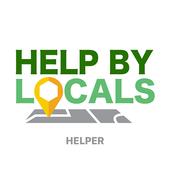 Help By Locals - Helper icon