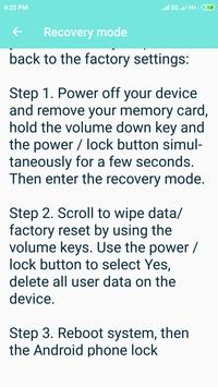 How to unlock an Android phone screenshot 1