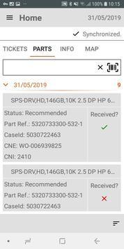 FieldService App screenshot 3