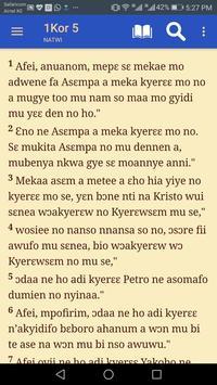 Asante Twi Bible screenshot 2
