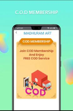 MADHURAM ART ONLINE SHOP screenshot 5