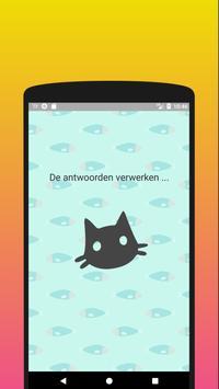 Welk kattenras ben jij? Test screenshot 2