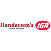 Henderson's IGA icon