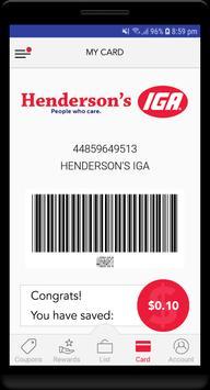 Henderson's IGA screenshot 7
