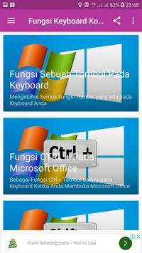 Fungsi Keyboard Komputer screenshot 1