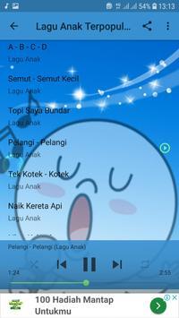 Lagu Anak Terpopuler Offline screenshot 2