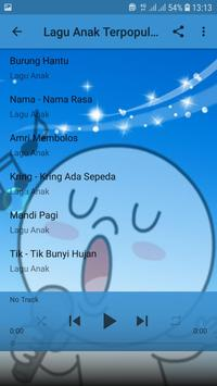 Lagu Anak Terpopuler Offline screenshot 3