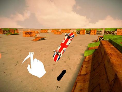 True Skater - Skateboard Game! screenshot 1