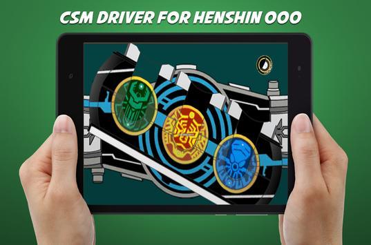 OOO Henshin Belt screenshot 12
