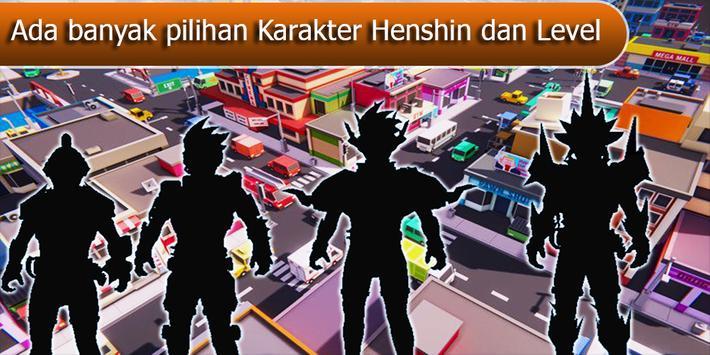 Henshin Hero : RPG screenshot 7